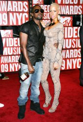 Celebrities arrive for the MTV Video Music Awards in New York