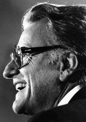 Billy Graham Dies at Age 99 in North Carolina