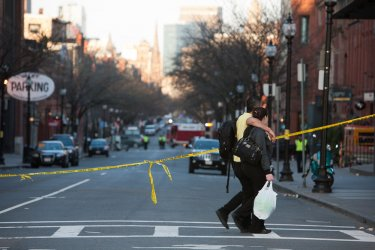 Explosions Kill at Least Three People in Boston