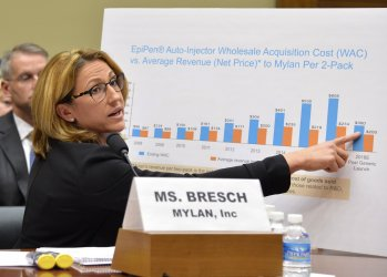 House Committee holds hearings on sky-rocketing price for children's allergy medicine