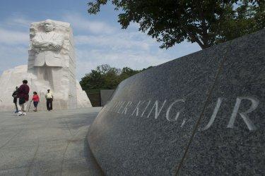 Martin Luther King Jr. Memorial in Washington, D.C.