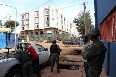Suspected Islamist Gunmen Stormed a Luxury Hotel in Mali's