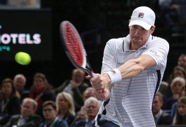 John Isner loses in final of BNP Paribas Masters in Paris