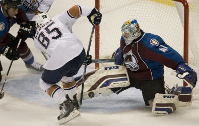 Colorado Avalanche Host the Edmonton Oilers in Denver