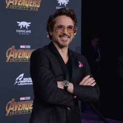 "Robert Downey Jr. atends the ""Avengers: Infinity Wars"" premiere in Los Angeles"