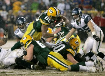 NFC Divisional Playoff Seattle Seahawks vs Green Bay Packers