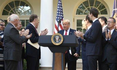 President Trump announces new US-Mexico-Canada trade pact