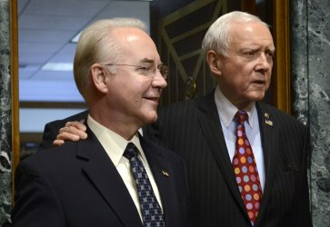 Senate Committee holds hearings on Rep Price HHS nomination