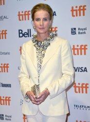 Rachel Griffiths attends 'Black Bitch' premiere at Toronto Film Festival