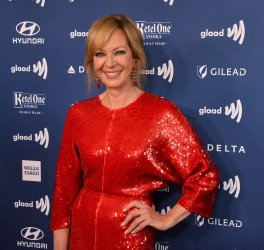 Allison Janney attends the 30th annual GLAAD Media Awards in Beverly Hills