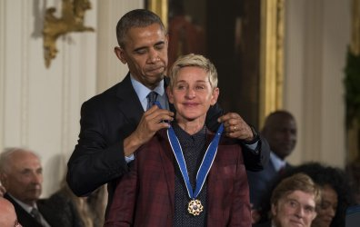 President Obama awards the Presidential Medal of Freedom To 21 Recipients