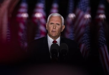 Vice President Pence speaks at the Republican National Convention