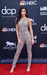 Chantel Jeffries attends the 2019 Billboard Music Awards in Las Vegas