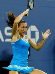 Jelena Jankovic vs Na Li at the U.S. Open in New York