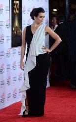 "Cote de Pablo attends ""The 33"" premiere in Los Angeles"