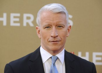 """Anderson Cooper attends """"CNN Heroes: An All-Star Tribute"""" in Los Angeles"""