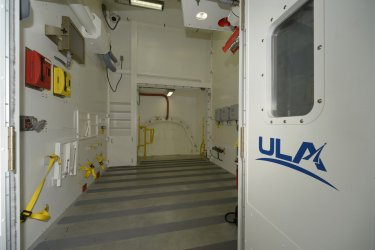 White Room at Complex 41 from the Cape Canaveral Air Force Station, Florida