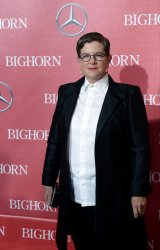 Phyllis Nagy attends the Palm Springs International Film Festival in Palm Springs, California