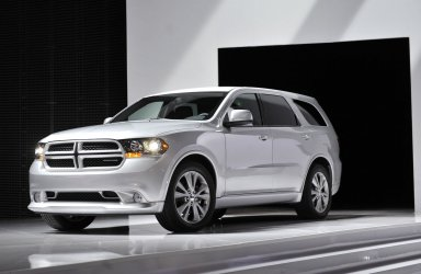 Dodge shows 2012 Durango in Chicago