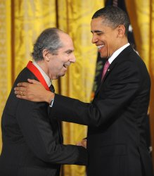 Obama Presents National Arts and Humanities Medals in Washington