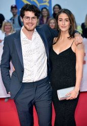 Daniel Roher attends 'Once Were Brothers' premiere at Toronto Film Festival
