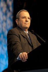 Israeli Defense Minister Ehud Barak speaks at the Union for Reform Judaism Biennial Conference at National Harbor,