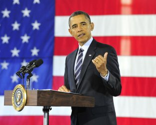 Obama Makes Remarks on the Economy in Virginia