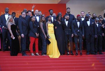 "The cast of ""Les Miserables"" attends the Cannes Film Festival"