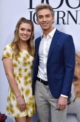 Stephen and Grace Sharer attend 'A Dog's Journey' premiere in LA