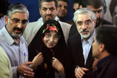 Iran votes for presidential election