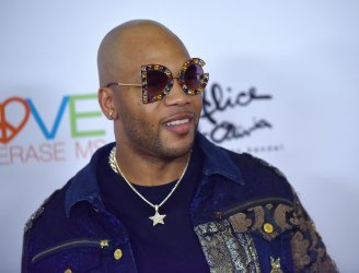 Flo Rida attends Race to Erase MS gala in Beverly Hills