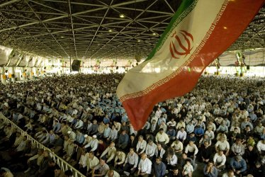 Iran's Friday Prayer
