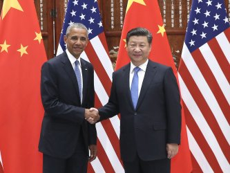 Xi meets Obama before the G20 in Hangzhou