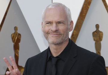 Martin McDonagh arrives at the 90th Annual Academy Awards in Hollywood