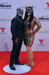 Kalisto attends the Billboard Latin Music Awards in Las Vegas