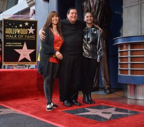 Burt Ward receives star on Hollywood Walk of Fame