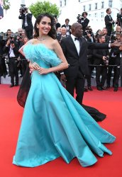 Jessica Kahawaty attends the Cannes Film Festival