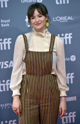 Ashleigh Cummings attends 'The Goldfinch' photocall at Toronto Film Festival