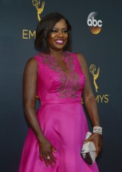 Viola Davis attends the 68th Primetime Emmy Awards in Los Angeles