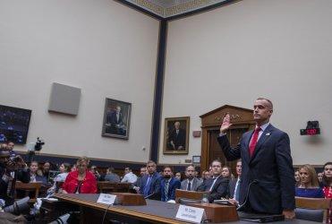 Corey Lewandowski testifies befor the House Judicary Committee