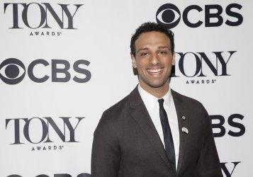 Ari'el Stachel at 2018 Tony Awards Meet The Nominees