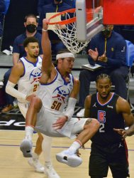 Clippers Rally From 18 Points Down, But Let Nuggets Pull Away