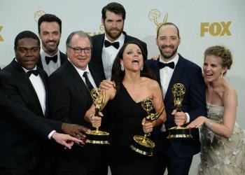 Julia Louis-Dreyfus wins at Primetime Emmys in Los Angeles