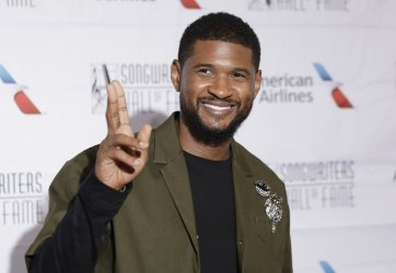 Usher at the Songwriters Hall of Fame