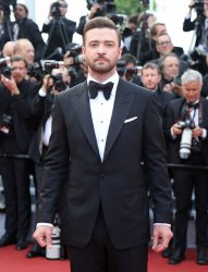 Justin Timberlake attends the Cannes Film Festival