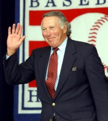 Baseball Hall of Fame weekend