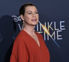 """Ellen Pompeo attends the premiere of """"A Wrinkle in Time"""" in Los Angeles"""