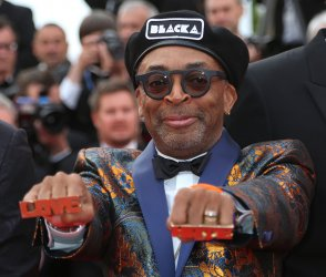 Spike Lee attends the Cannes Film Festival