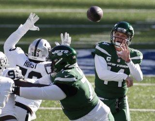 New York Jets vs Las Vegas Raiders in New Jersey