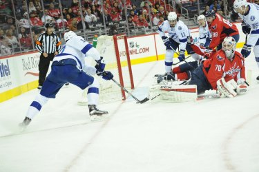Killorn Score Against Holtby